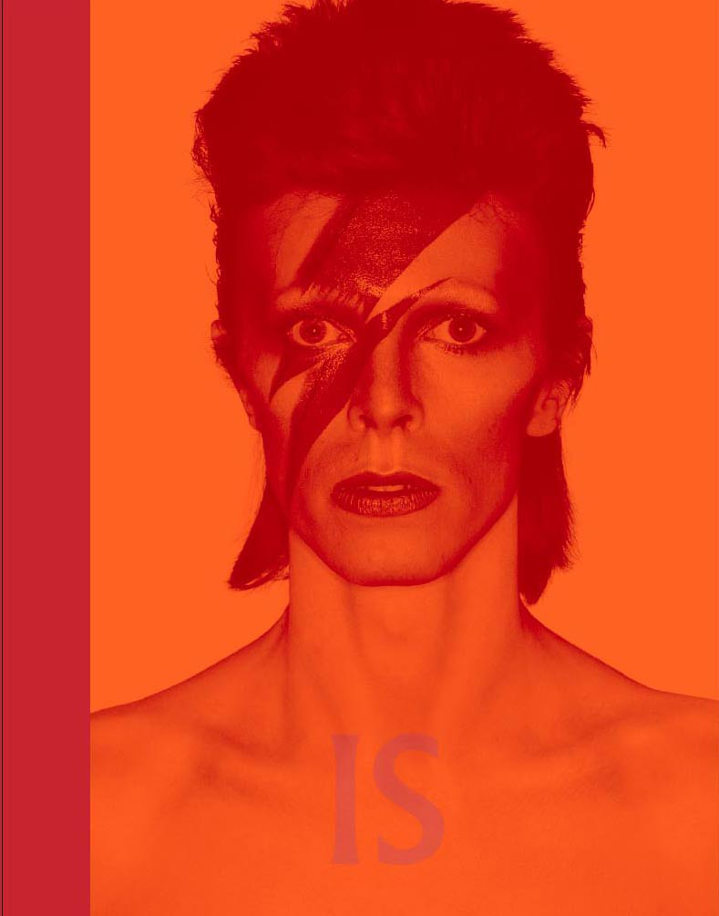 David Bowie Is Inside, V&A Publishing, Edited by Victoria Broackes and Geoffrey Marsh, Book Cover