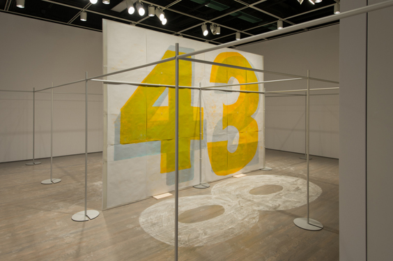 Anarchism without Adjectives: On the Work of Christopher D'Arcangelo, 1975 – 1979. Installation view at the Leonard and Bina Ellen Art Gallery. Photo: Paul LItherland. Images courtesy the Leonard and Bina Ellen Art Gallery, Montreal.