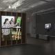 Adad Hannah: Installation view of Three Generations (Kodiak Camera Club, 1953) at the Koffler Centre of the Arts, 2014. Images courtesy the artist and the Koffler Centre, Toronto.