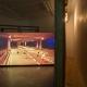 Melanie Manchot: Tracer (2013). Three-channel video, installation view.