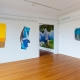 Kelly Jazvac: Installation views of PARK at the Oakville Galleries, 2013.