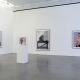 Collier Schorr: Installation view of 8 Women, 2014, at Gallery 303, New York.