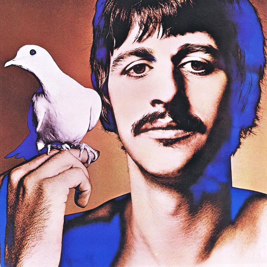 Richard Avedon: Ringo (1967). Poster.