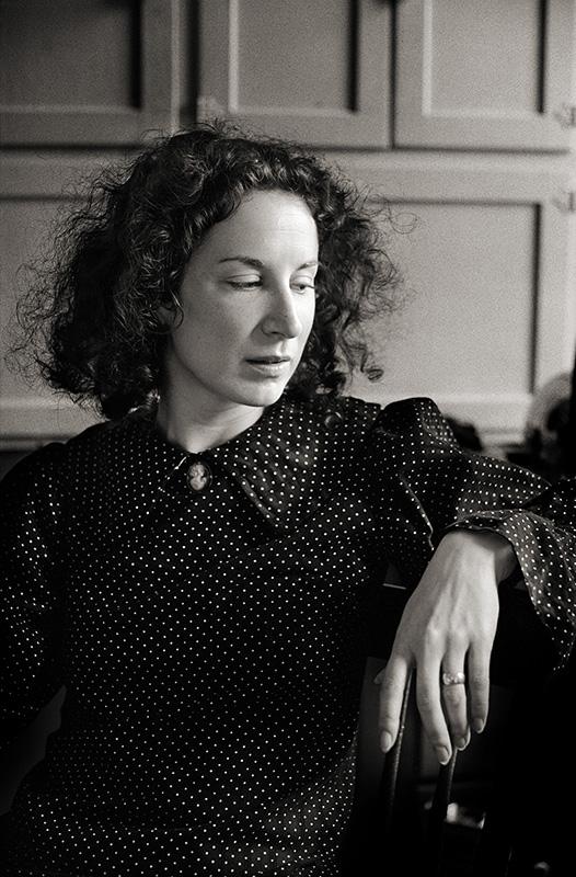 John Reeves: Margaret Atwood, 1972