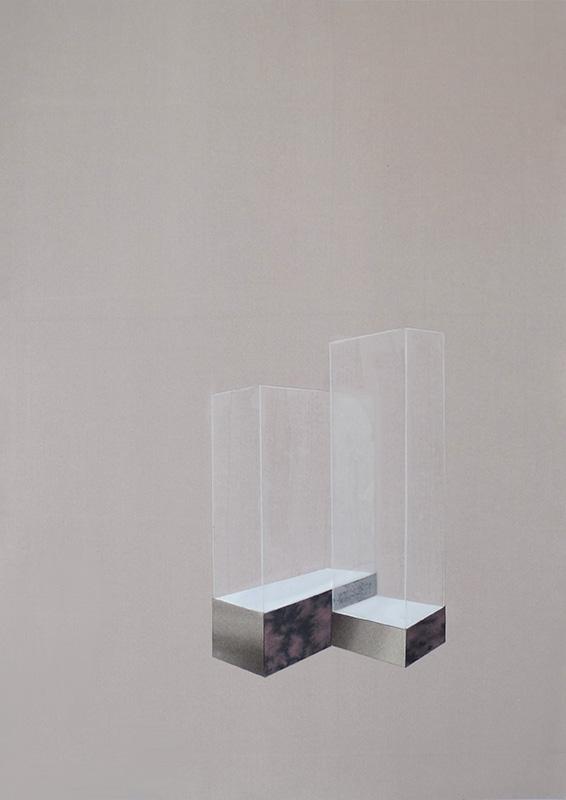 Simone Rochon: Stèle No. 12 (2013)