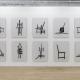 Jacinthe Lessard-L.: Installation view at Battat Contemporary (2014).