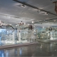 David Almejd: Installation view of the FLUX exhibition at the Musée d'Art Moderne, Paris (2014). Images ©Pierre Antoine.