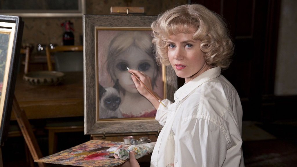 Tim Burton: Big Eyes (2014). Film still. Amy Adams as Margaret Keane. Photos: Leah Gallo © All Rights Reserved The Weinstein Company, 2014.