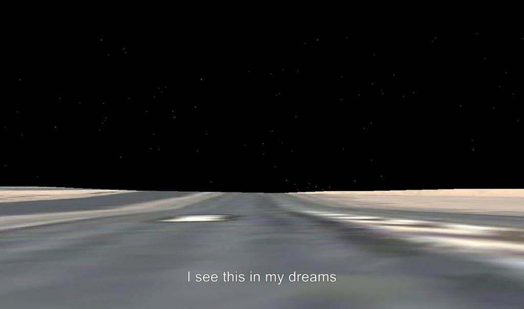 Felix Kalmenson: Highway 80 (2014). Video still. Images courtesy the artist.