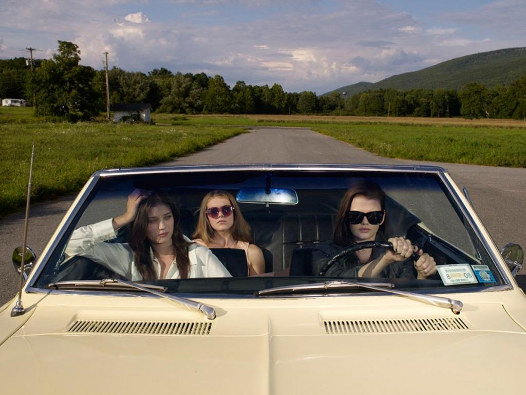 Luke Smalley: Sunday Drive, from the series Sunday Drive (2009). Digital C-print.