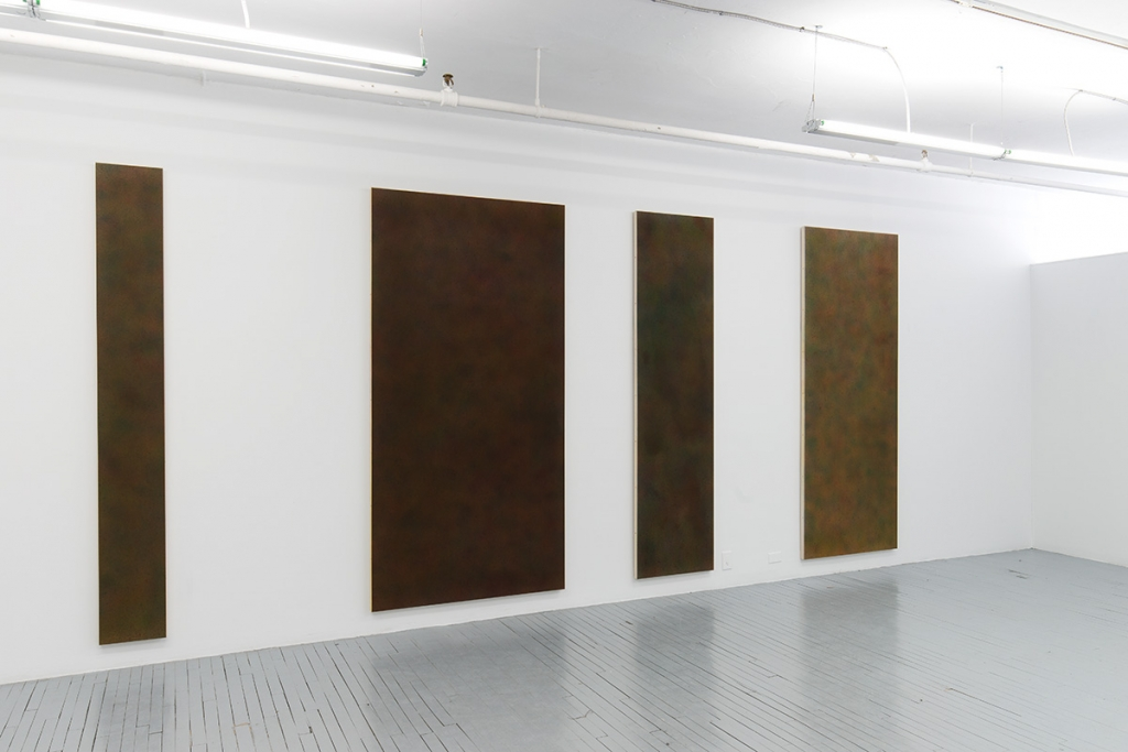 Jon Knowles: Installation view at Galerie Donald Browne, Montreal. Images courtesy Galerie Donald Browne. Photo: Guy L'Heureux.