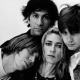 Sonic Youth in the late-1980s (left to right): Thurston Moore, Lee Ranaldo, Kim Gordon, Steve Shelley.