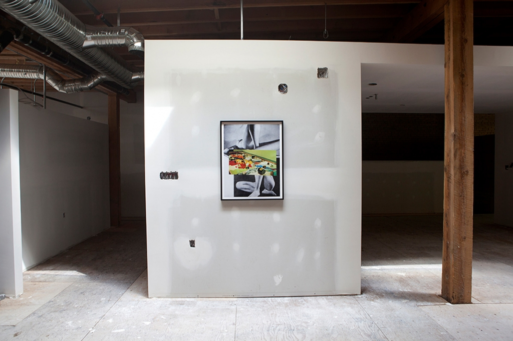 Paul Butler, Words Fall Short (Installation view). Courtesy Lisa Kehler Art + Projects.