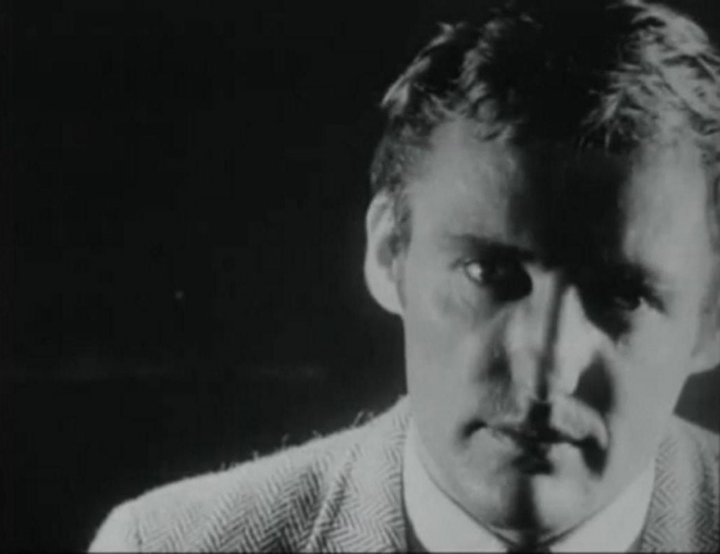 Andy Warhol: Screen Test (Dennis Hopper), 1964. 16 mm film, black and white, silent, 4 mins at 16 frames per second. All images © The Andy Warhol Museum, Pittsburgh.