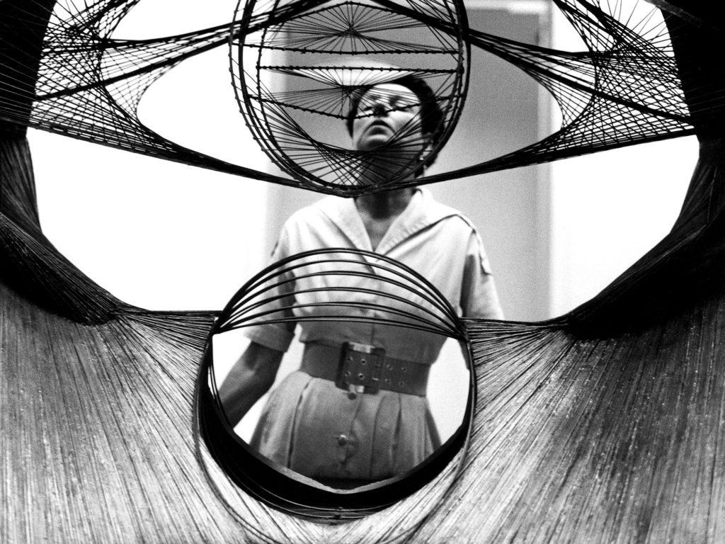 Peggy Guggenheim in the mid-1930s.