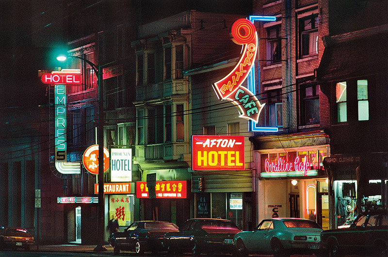 Ovaltine Café by Greg Girard.
