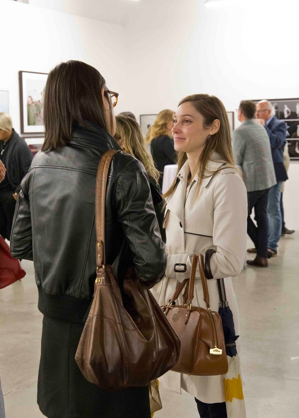 Flash Forward 2015 Group Show Opening