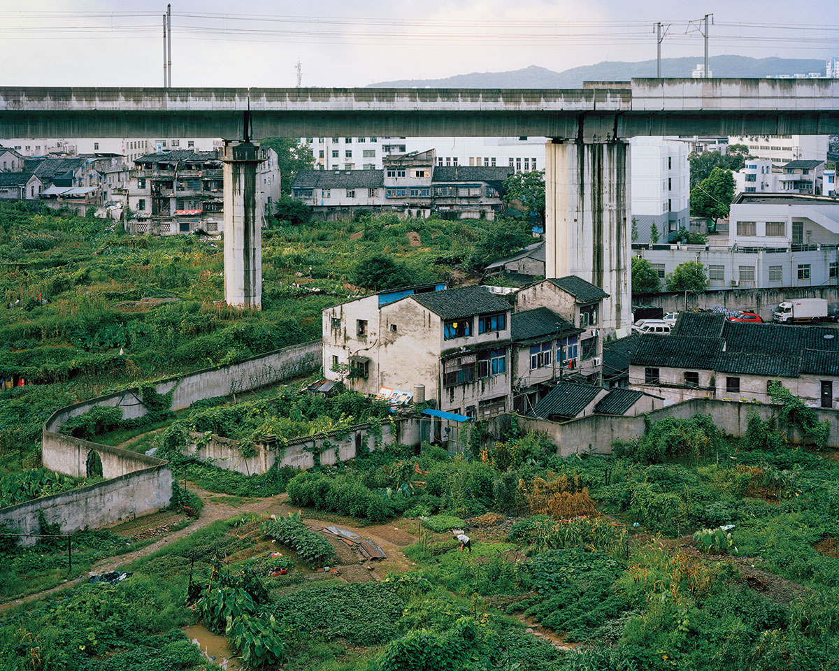 Gardens, Wenzhou Zhejiang, 2012 from the series The Great Eastern by Scott Conarroe (CA)