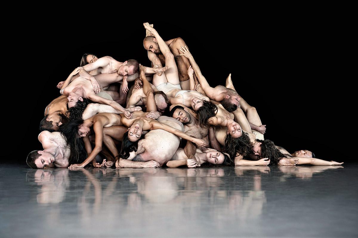 Shen Wei Dance Arts from the series Flocks by Nir Arieli (US)