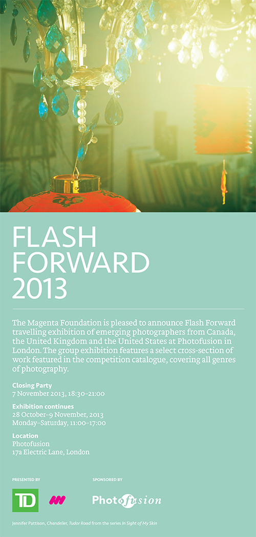 Flash Forward 2013 UK Evite