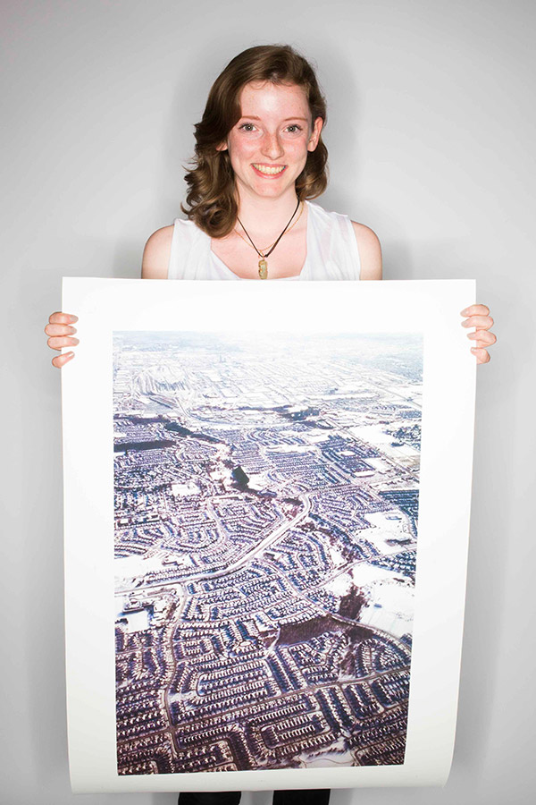 Aerial by Hannah Warry-Smith (Etobicoke School of the Arts)