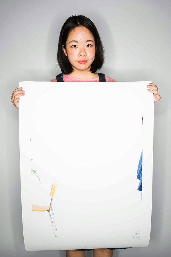 In Between by Agnes Wong (Etobicoke School of the Arts)