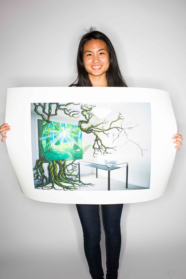 Rooted to the Past by Kien Nagales(Newtonbrook Secondary School)