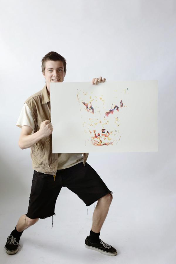 Work by Scott Jenner, Etobicoke School of the Arts