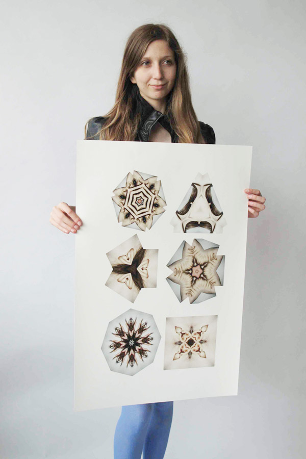 Kaleidoscope by Laura Makaltses, Etobicoke School of the Arts