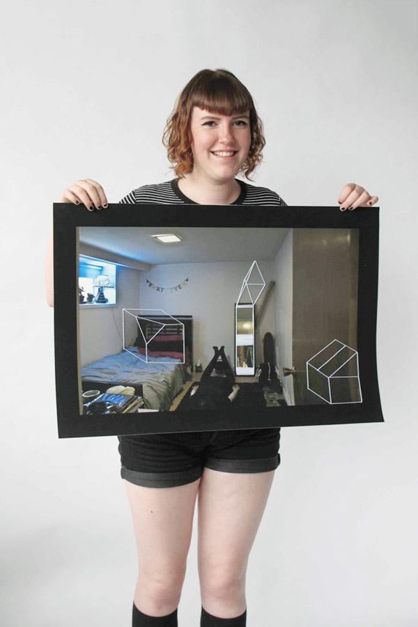 Safe Space by Kate McDermott, Etobicoke School of the Arts