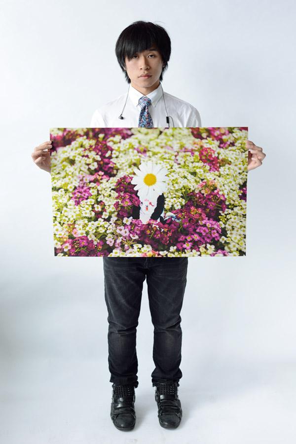 Flower Child by Kevin Nguyen, Etobicoke School of the Arts