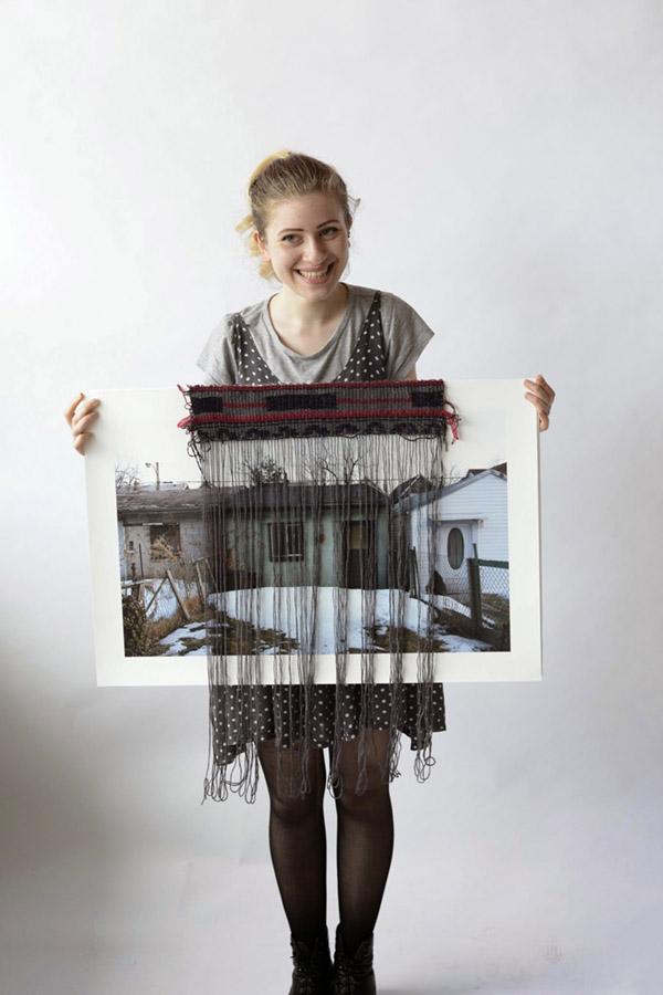 Work by Lucy Pauker, Etobicoke School of the Arts