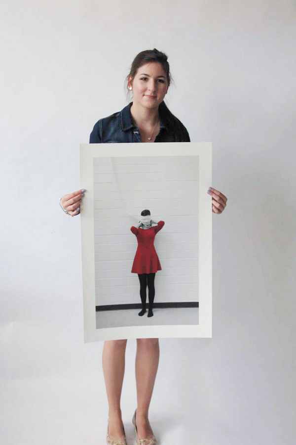 End in slience by Viktoria Ryrak, Etobicoke School of the Arts