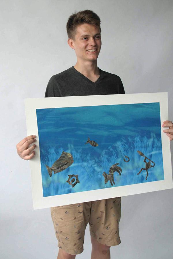 Making Memories by Kenneth Stevens, Etobicoke School of the Arts