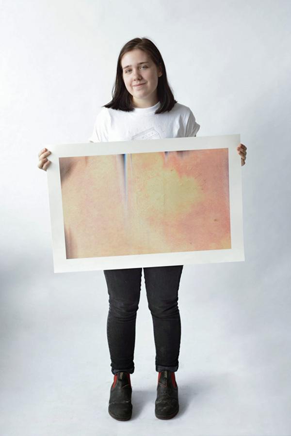 Flesh by Erika Verhagen, Etobicoke School of the Arts