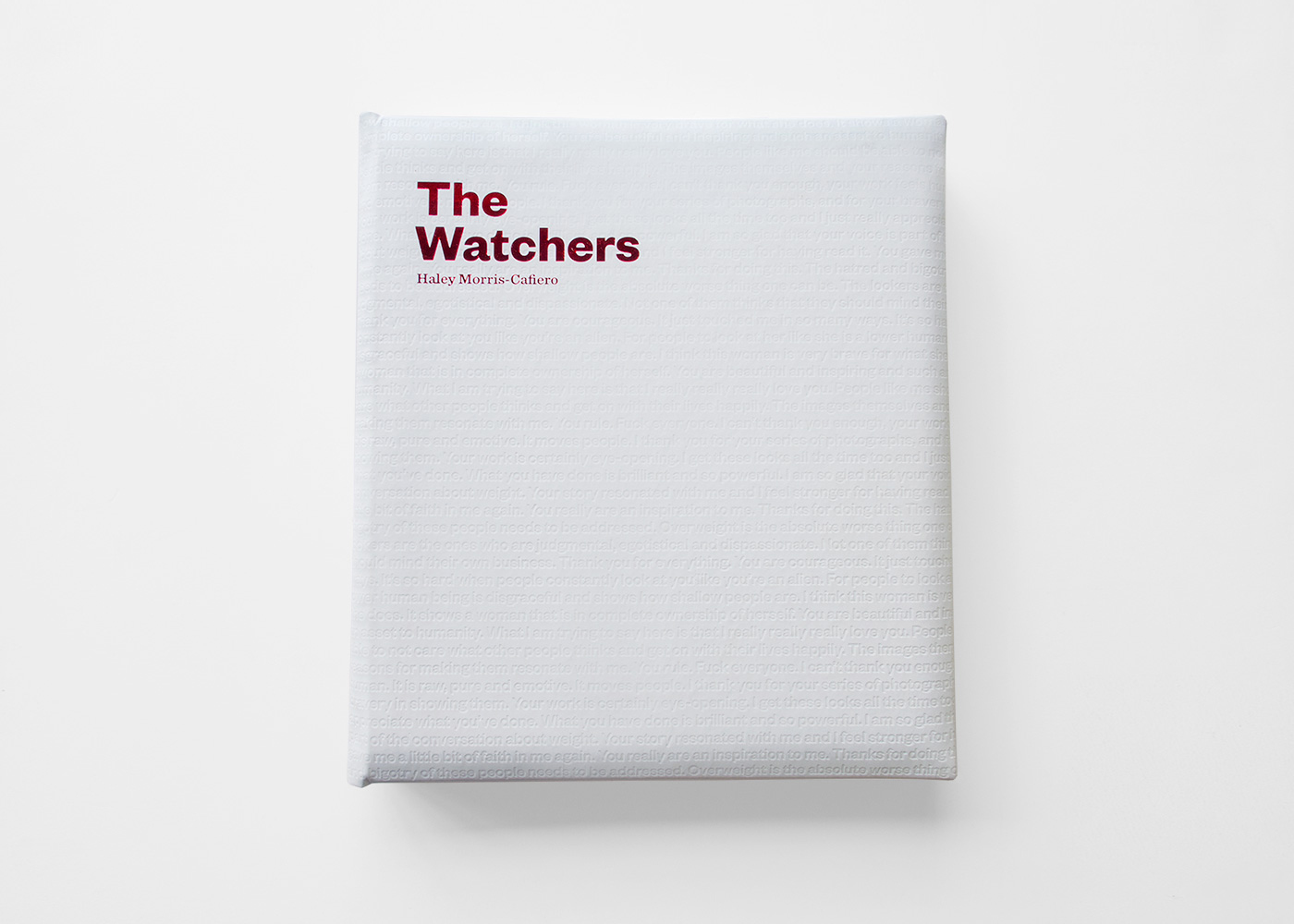 The Watchers by Haley Morris-Cafiero