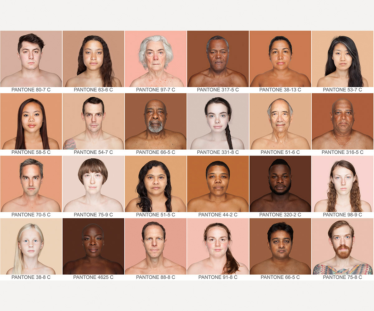 From the series Humanae by Angélica Dass