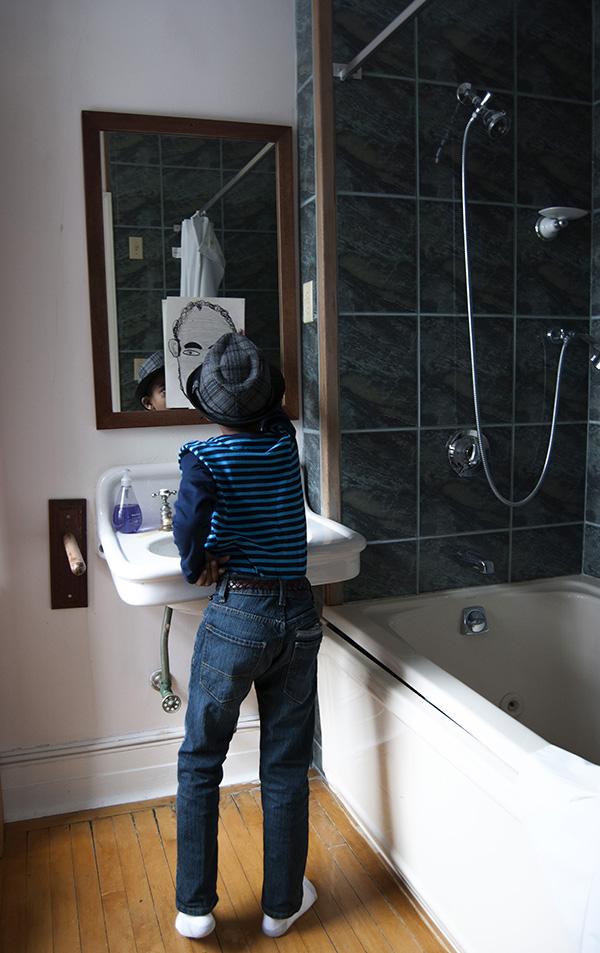 Mirror Image by Abigail Cozier (Buckingham Browne & Nichols)