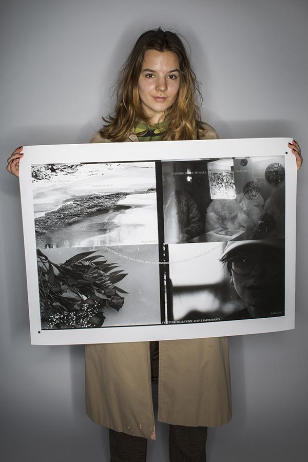 Poster Child, 4th edition by Leeza Belkina (Etobicoke School of the Arts)