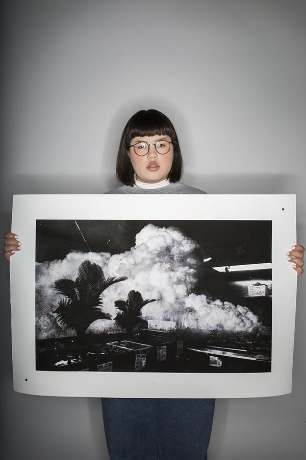 Ghost by Anneka Jin (Etobicoke School of the Arts)