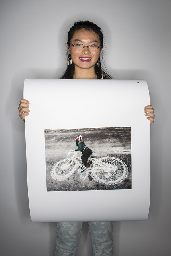 The Imaginative Bicycle by Jessica Lu (Newtonbrook Secondary School)