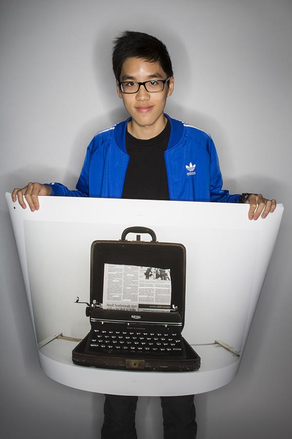 Storyteller by Justin Cheng (Newtonbrook Secondary School)