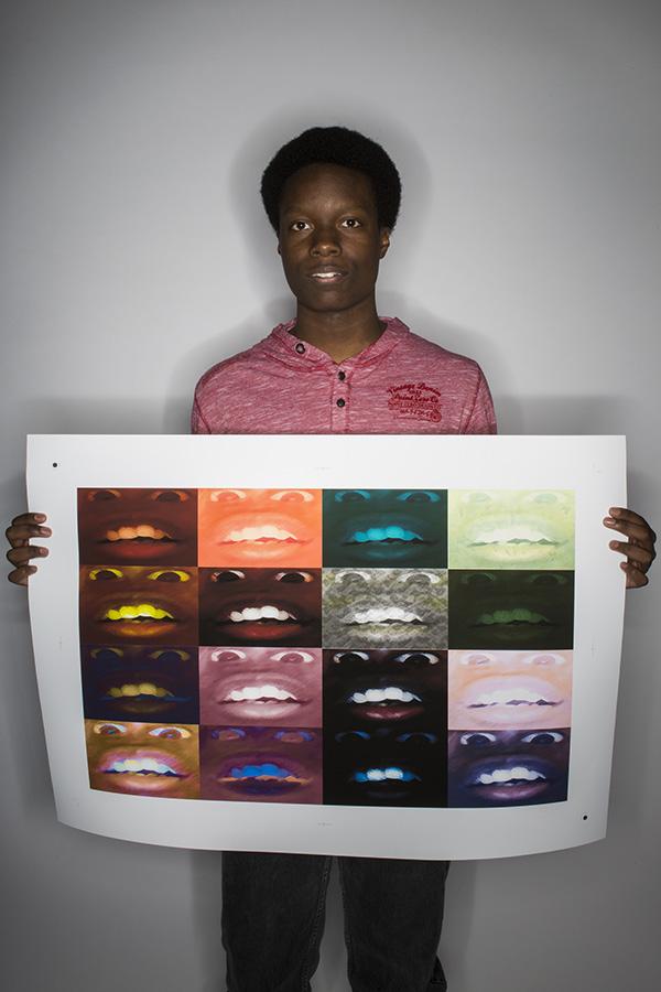 16 shades of Jay by Tahjay Watson (Newtonbrook Secondary School)