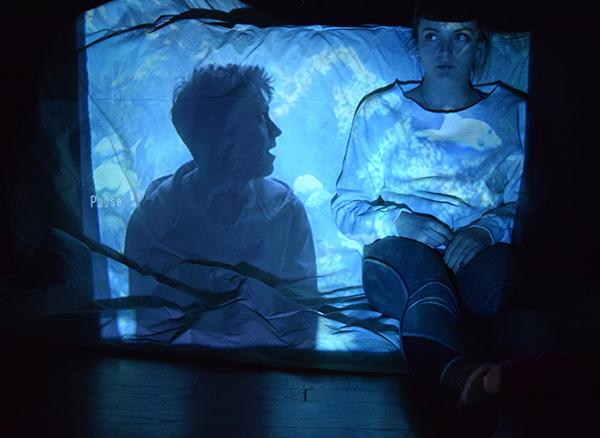 Projection by Miranda Nolan (Pingree School)
