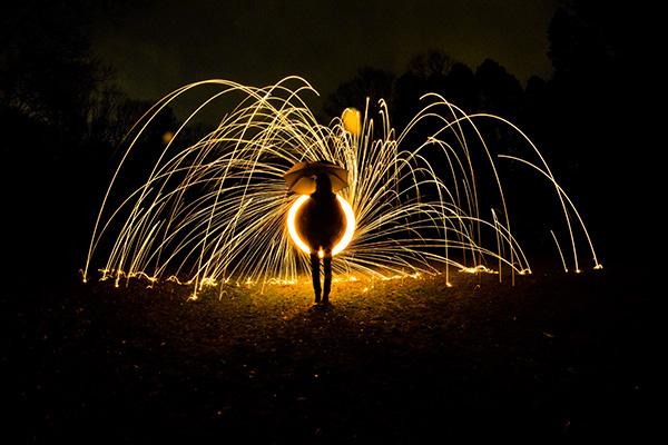 Rainin' Fire by Ryan Waystack (Pingree School)