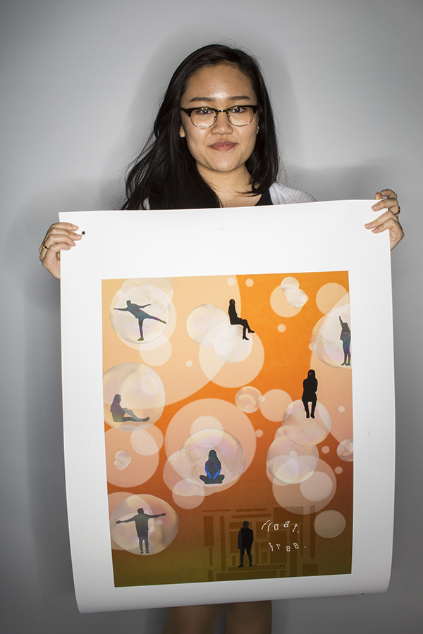 Float Free by Charlene Hoang (John Polanyi Collegiate Institute)