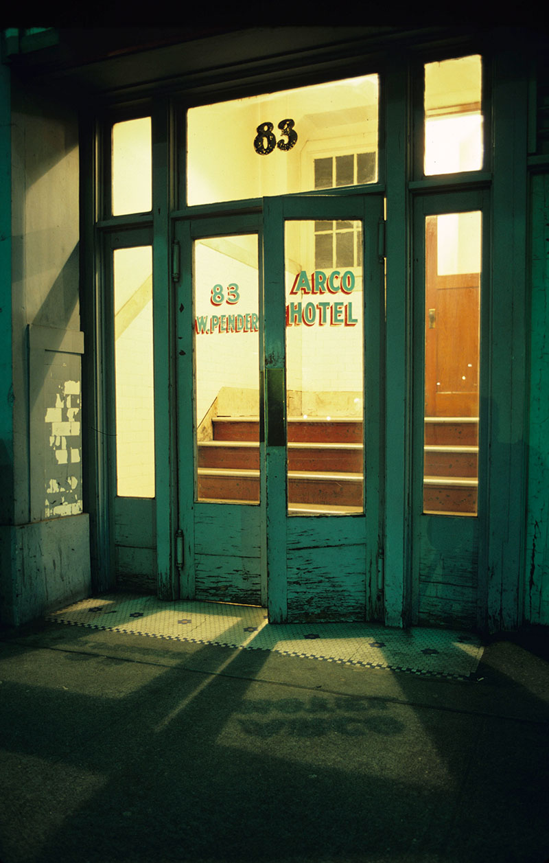 Arco Hotel 1975 by Greg Girard