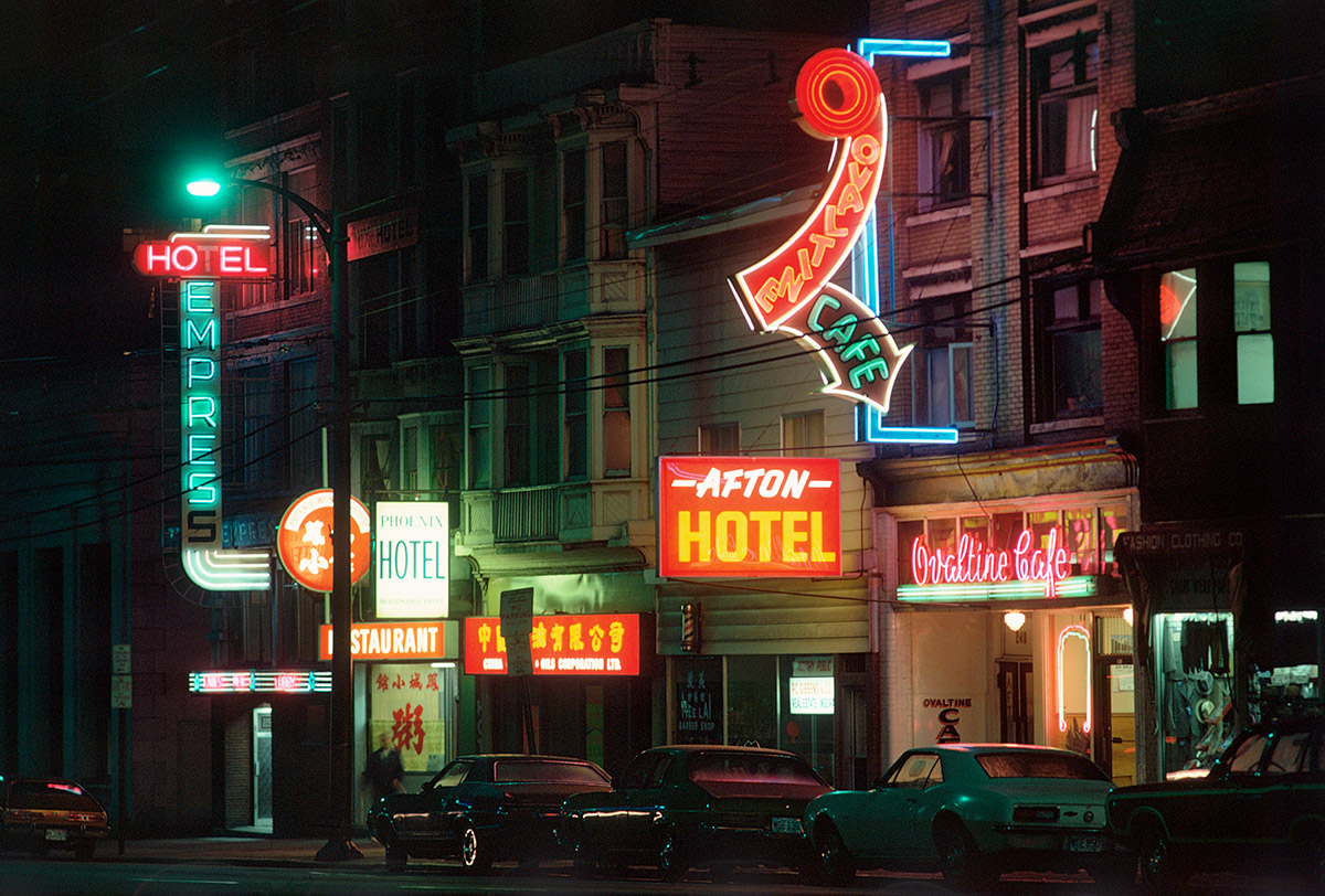 Photo by Greg Girard