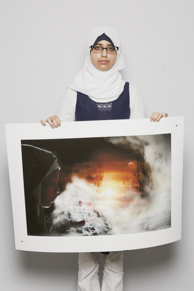 Maryam Al Mayha (Nora Frances Handerson Secondary School)