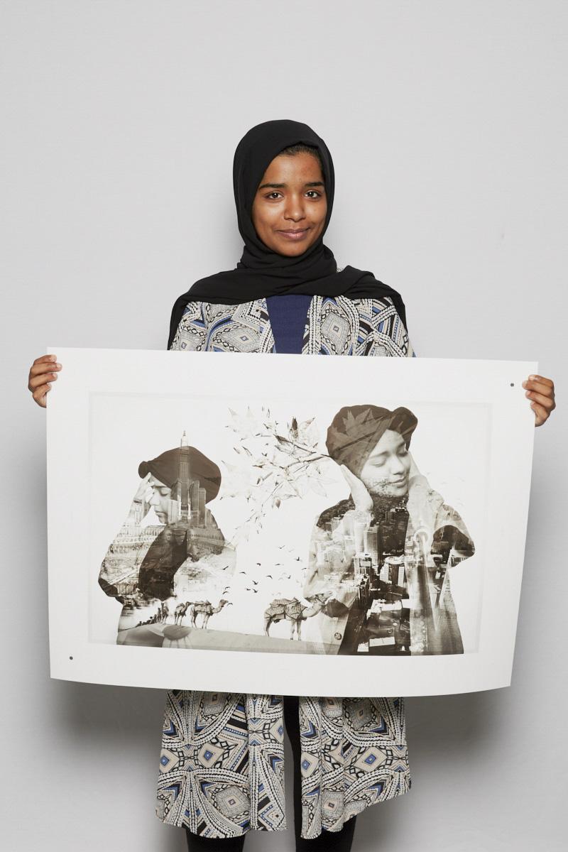 Noor Almenhali (Nora Frances Handerson Secondary School)